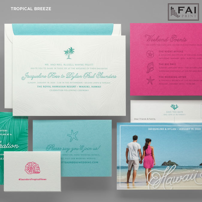 kleinfeld wedding invitations