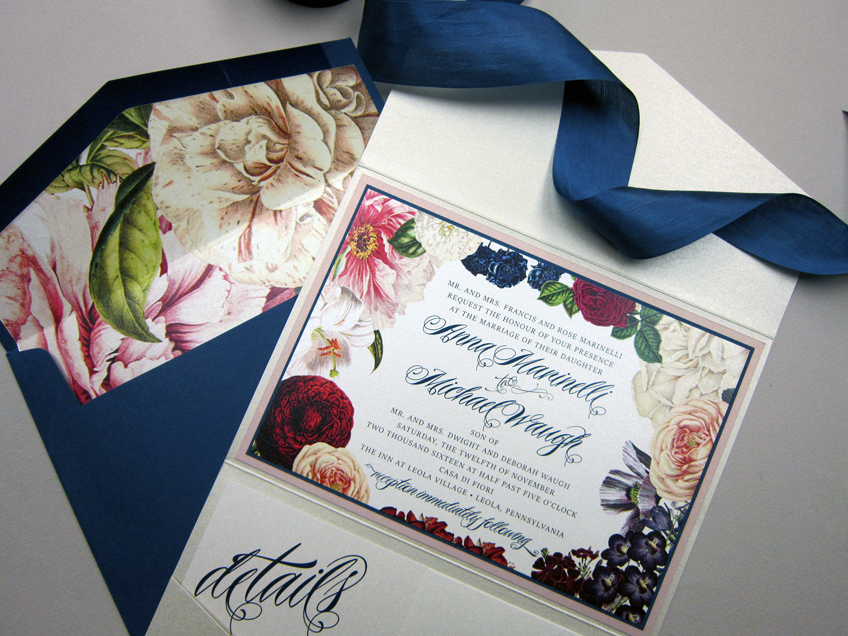 our 2017 louie award finalist persnickety invitation
