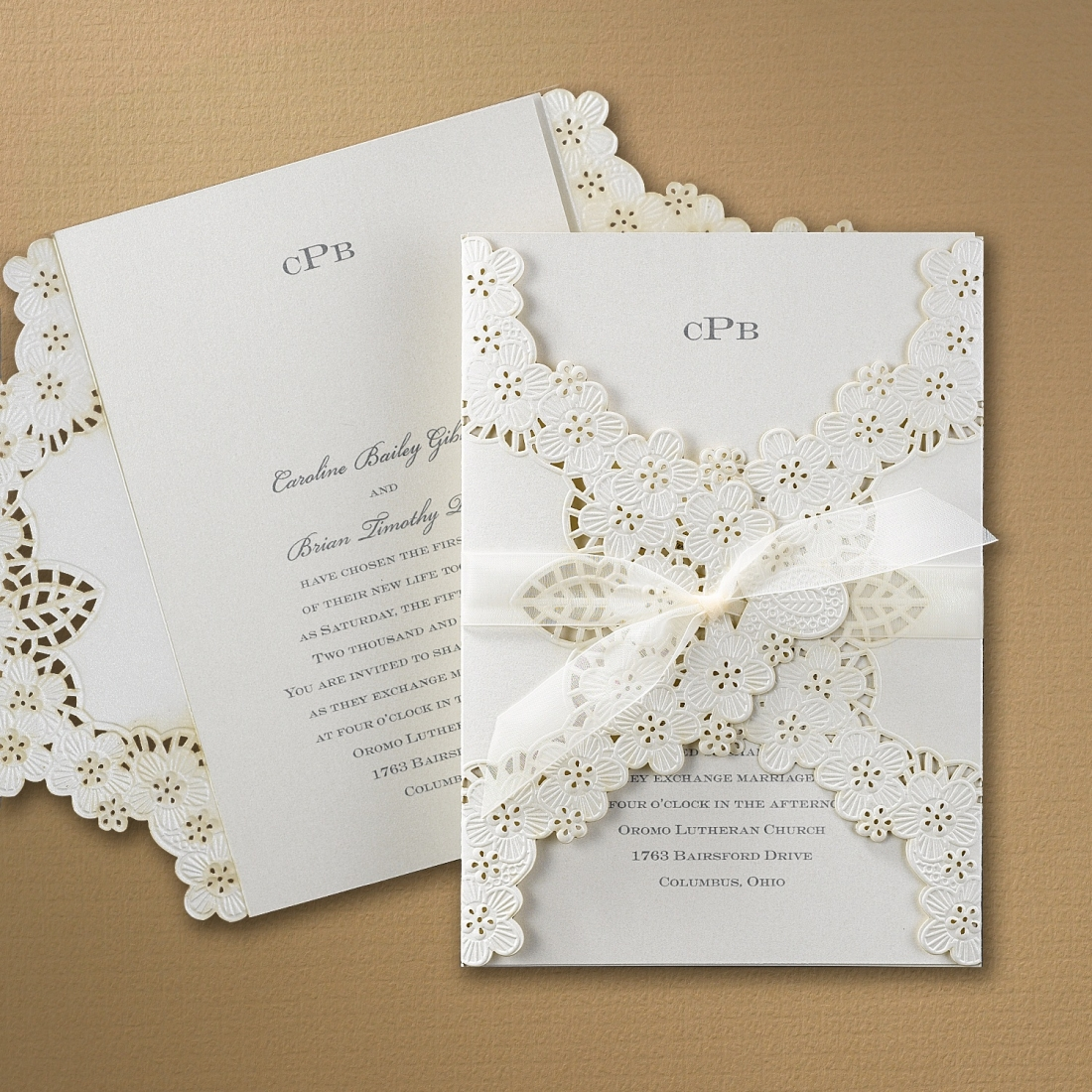 All About That Lace   Persnickety Invitation StudioPersnickety Invitation  Studio