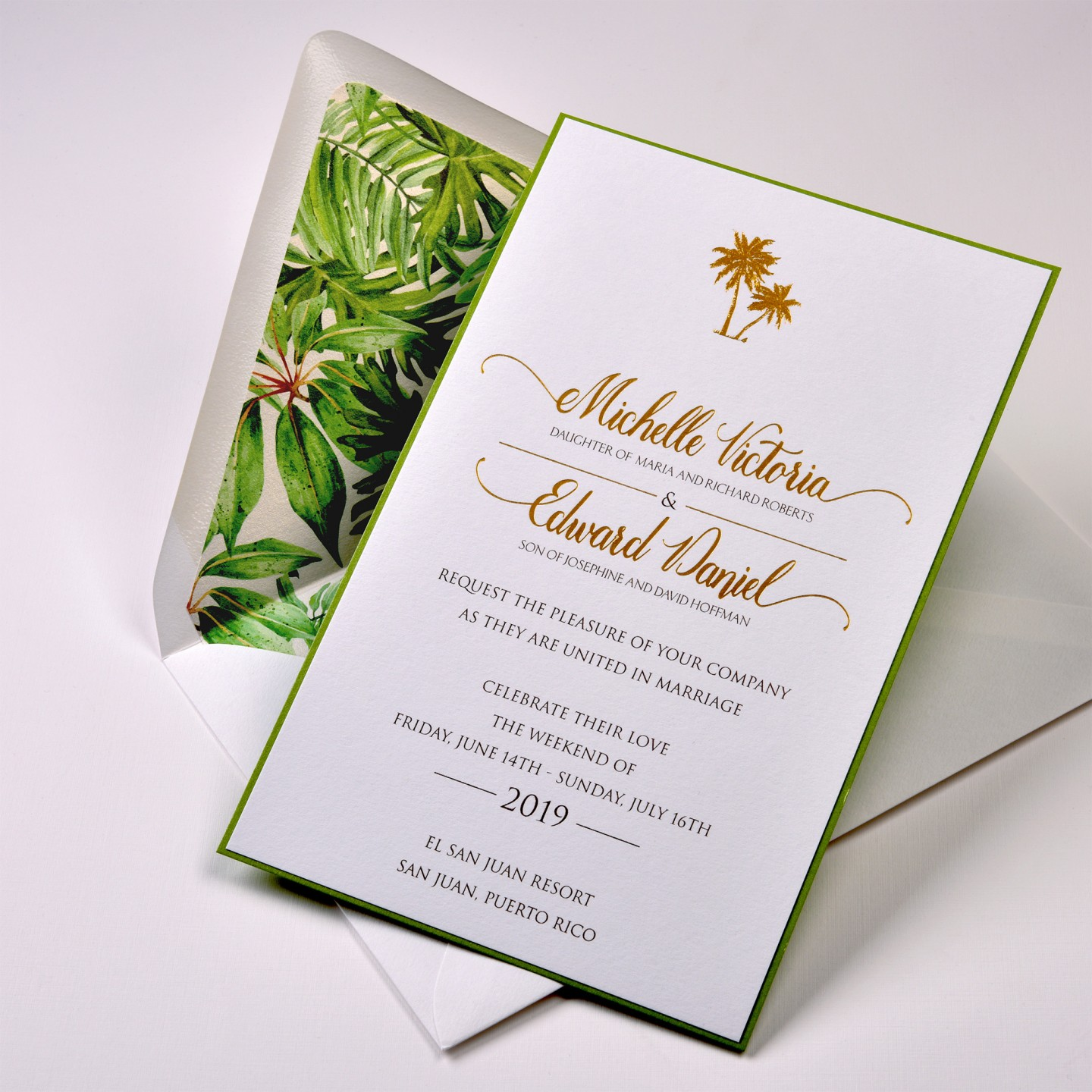 lemon tree stationery