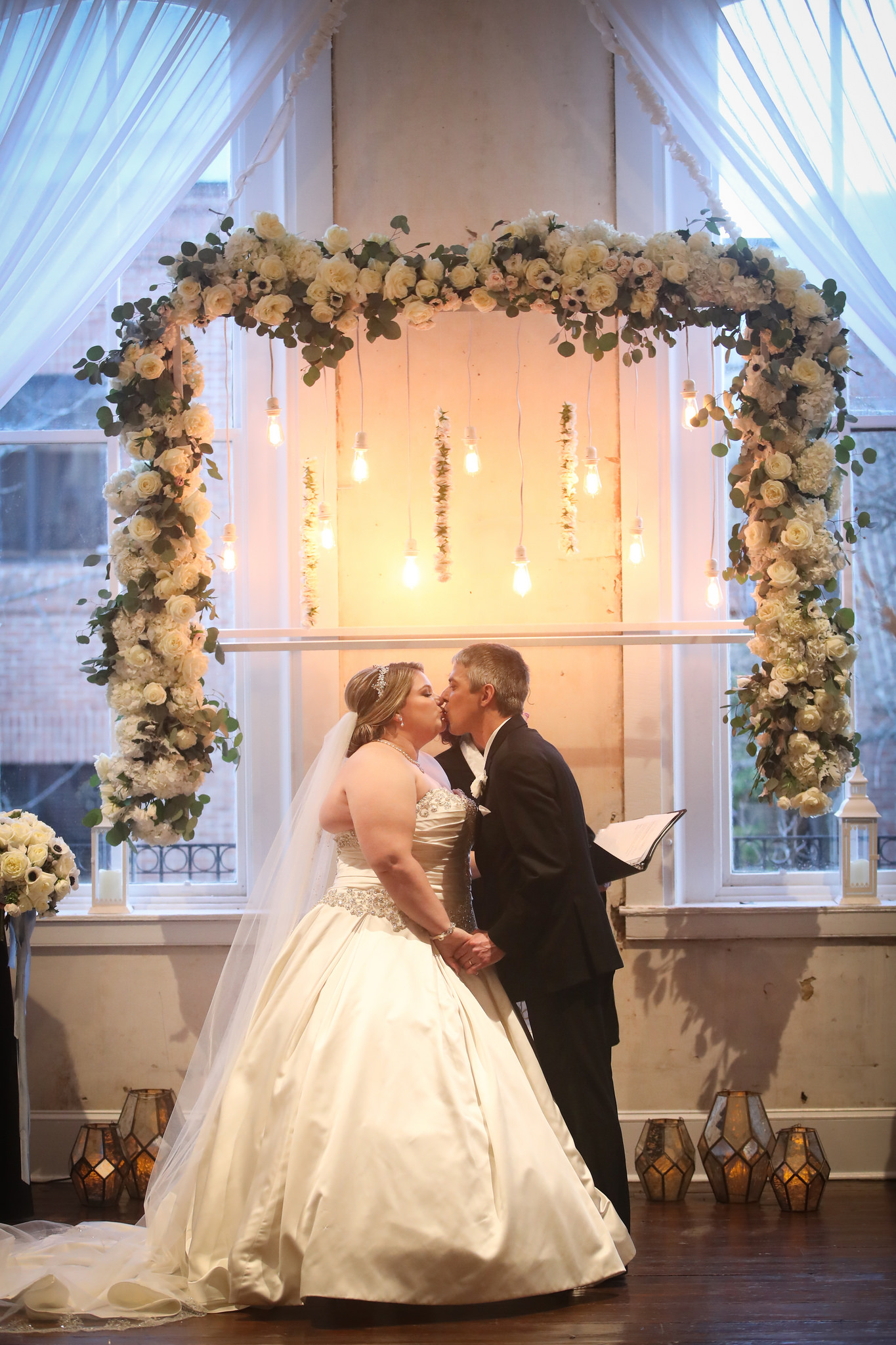 winter wedding excelsior pa