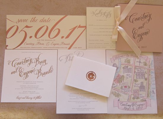 philadelphia wedding invitations watercolor map custom wedding invitations 2019 wedding