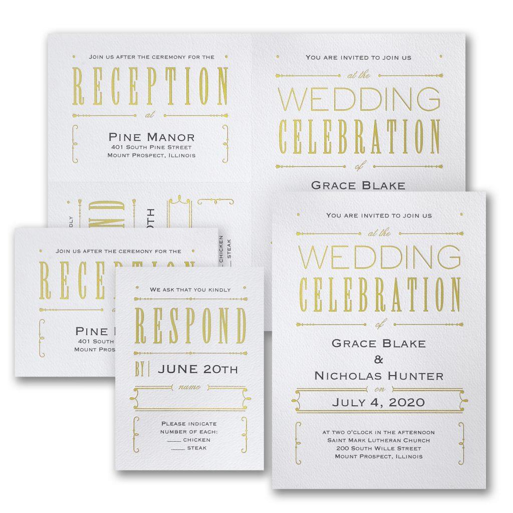 captivating celebration invitation budget friendly