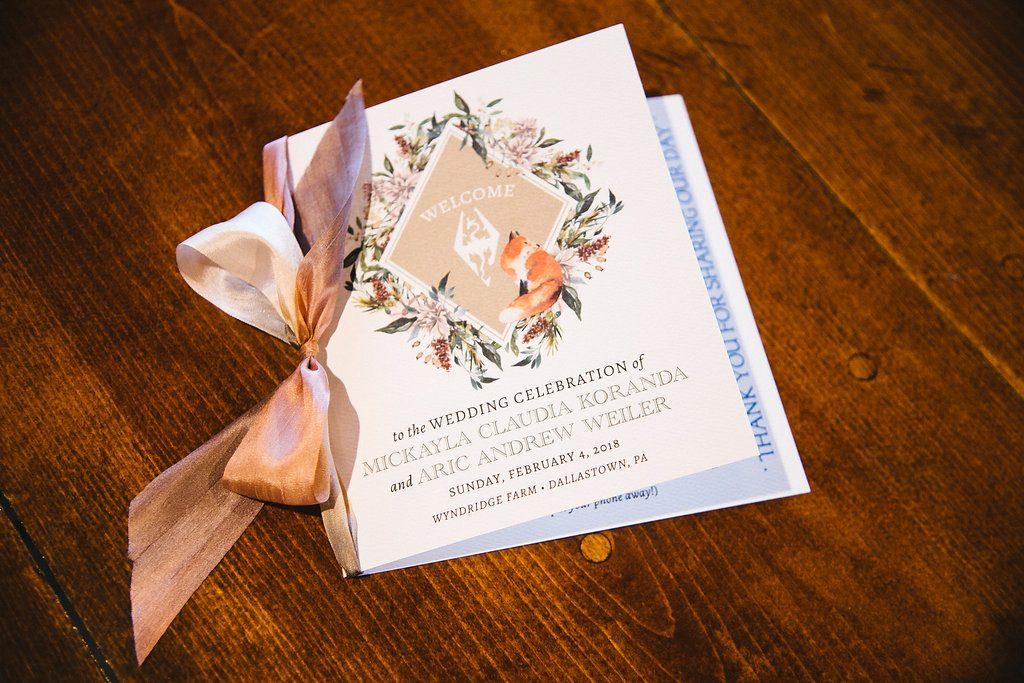 skyrim wedding ceremony program