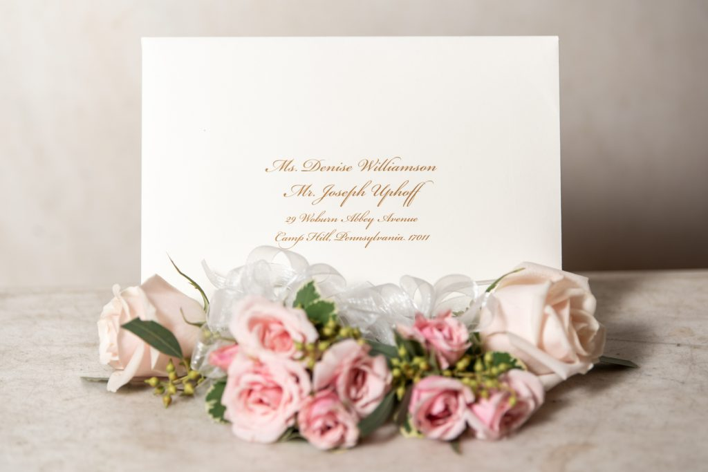 persnickety invitation studio envelope addressing