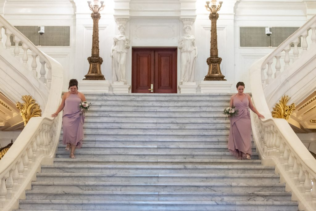 rotunda harrisburg pa wedding bridesmaids