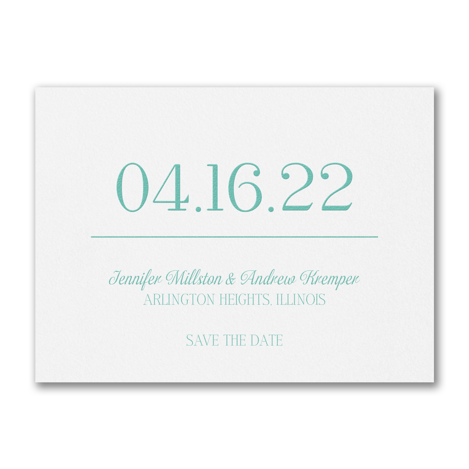loving romance save the date carlson craft