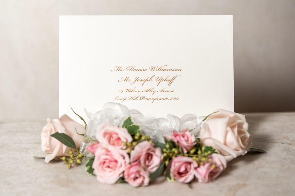 persnickety invitation studio envelope addressing