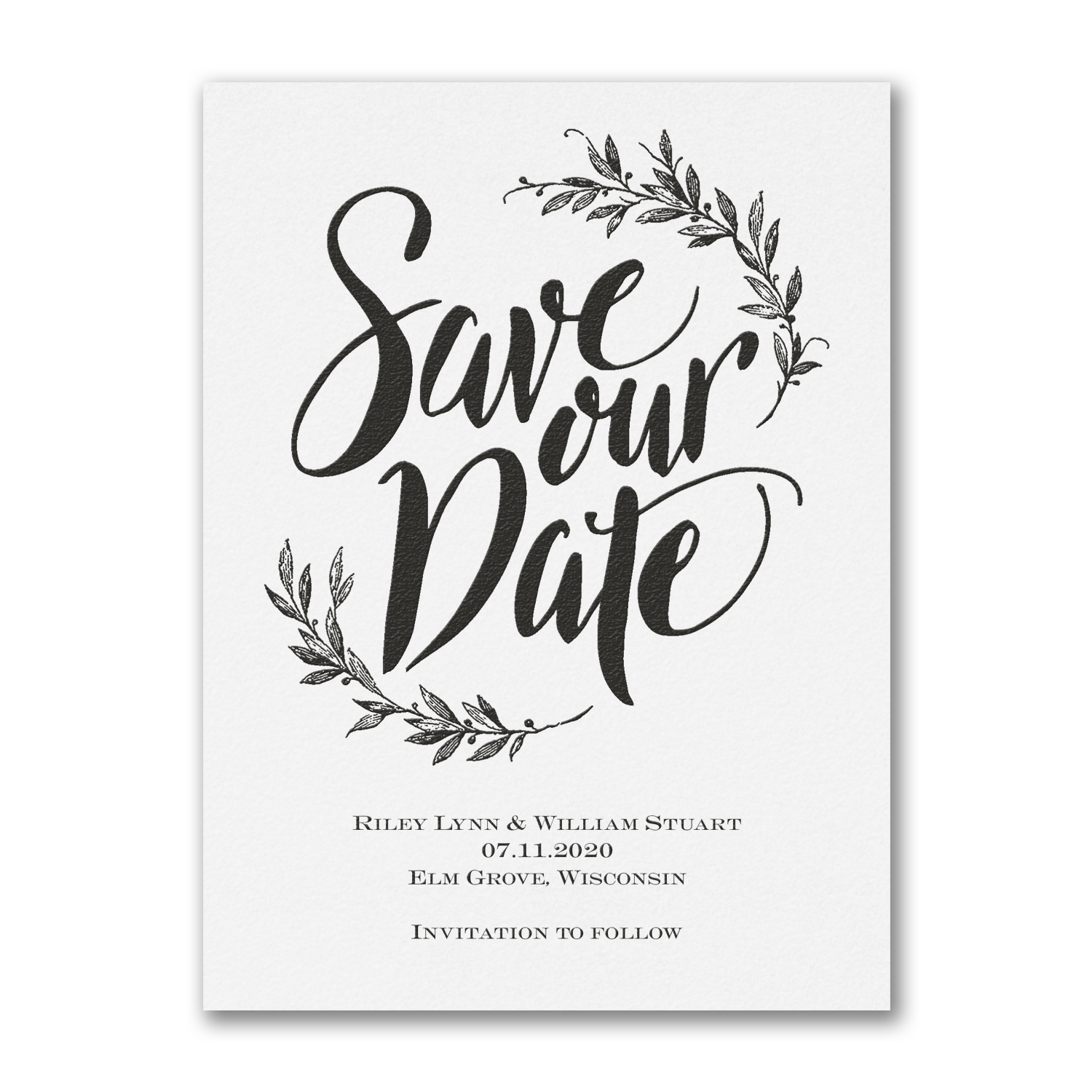 special day save the date carlson craft