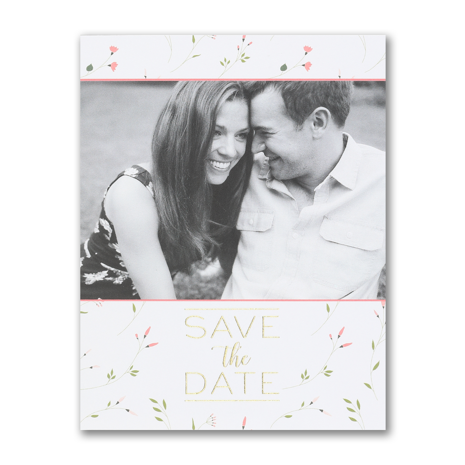 whimsical romance save the date carlson craft